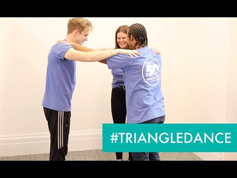 Amy James - Have You Tried To Do the Triangle Dance?