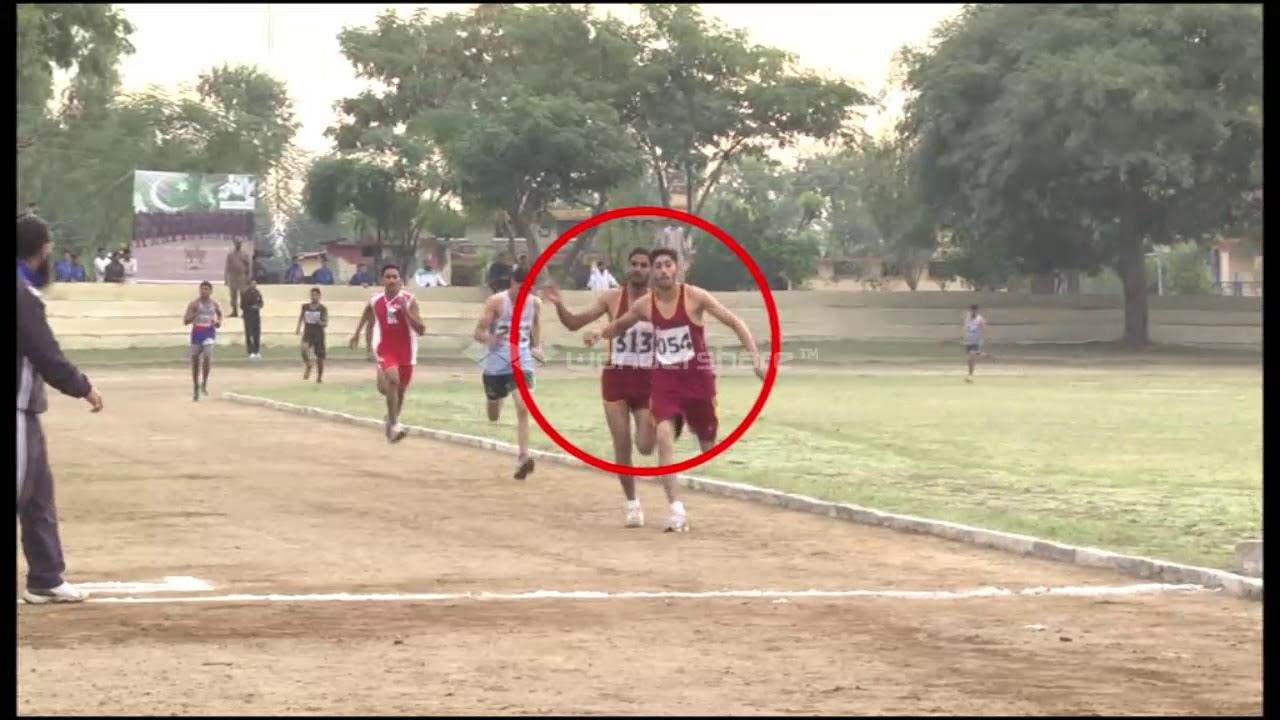 Pakistan Army PACES 3.2 Km Run Test