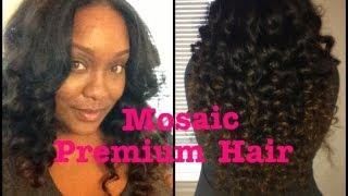 Mosaic Premium Hair   Initial Review Thumbnail