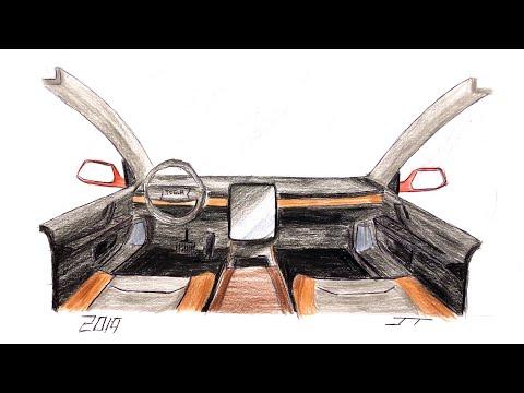 Electric Pickup Truck Weekly News: Tesla-Ram Interior, Rivian Gets $$$