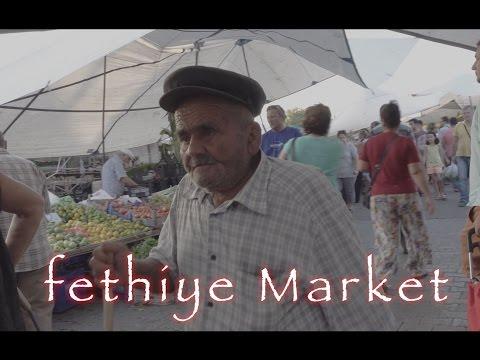 Fethiye Market (4K Sony a6300)