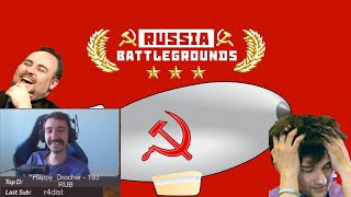 Мэл играет в RUSSIA BATTLEGROUNDS | Melharucos-SubDay