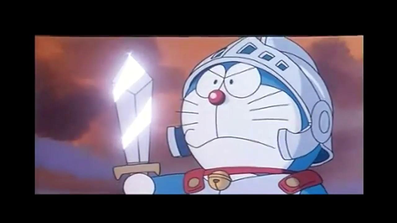 Doraemon: El gladiador (2002 VOSE) - Tráiler