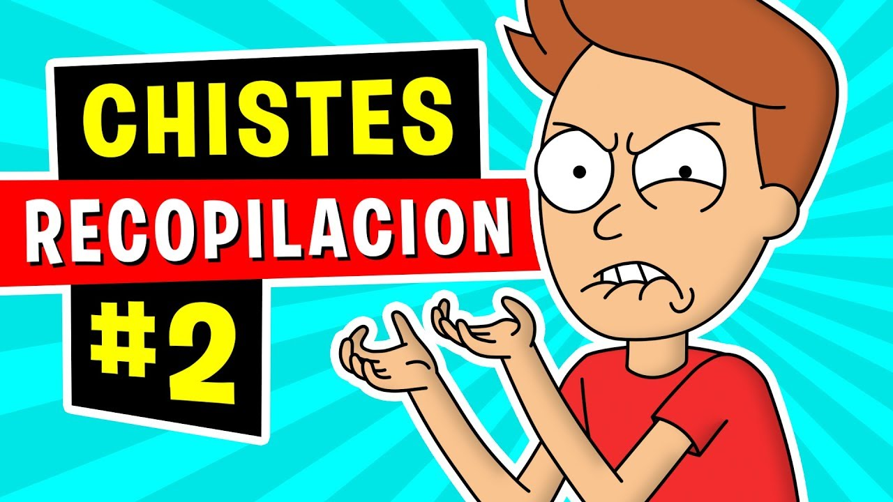 CHISTES para Niños de Pepito y Jaimito 😂 Muy Buenos y