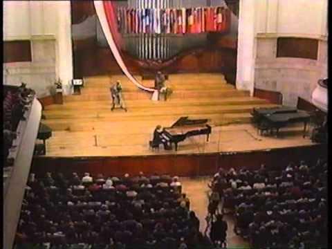 ショパンコンクール1990