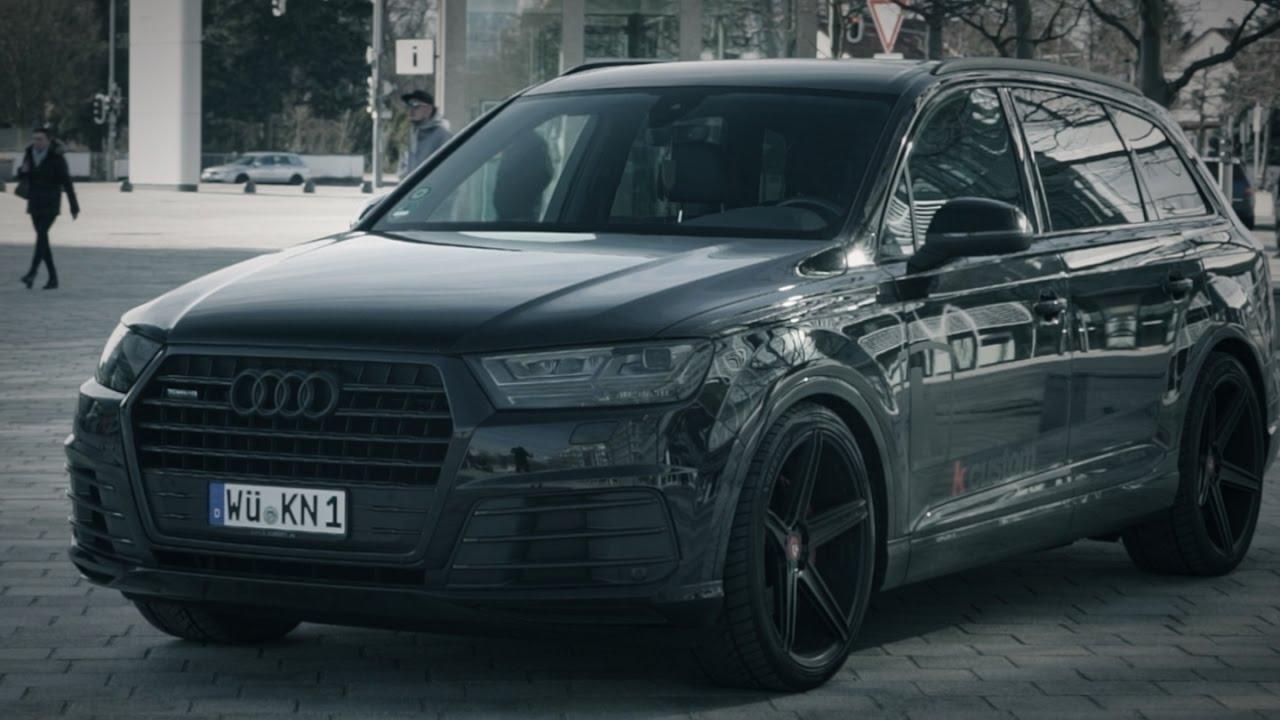 AUDI Q7 | k-custom | VWHome - YouTube