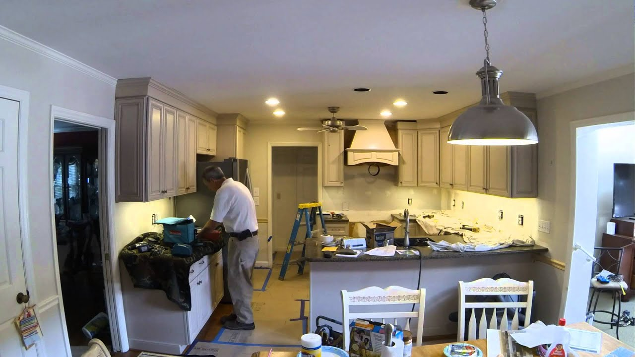 Kitchen Express Kitchen Express Remodel Timelapse Youtube