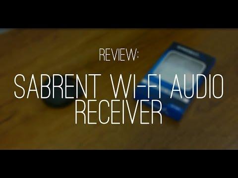 Review: Sabrent Wi-Fi Audio Receiver (WF-RADU) (HD) | GeekHelpingHand