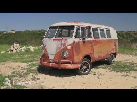 MicBergsma's 1967 VW Bus (before restoration)