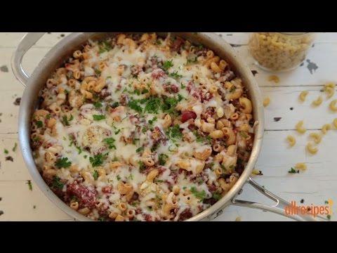 How to Make Skillet Pasta | Pasta Recipes | Allrecipes.com