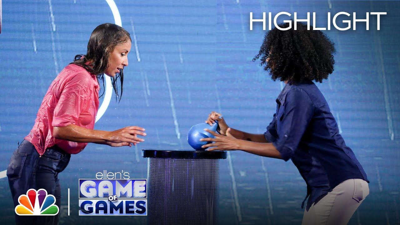 Download Make It Rain: Trivia, Rain and Confetti - Ellen's Game of Games 2021