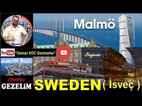 İsveç Malmö Gezisi | Sweden | Vlog 2019