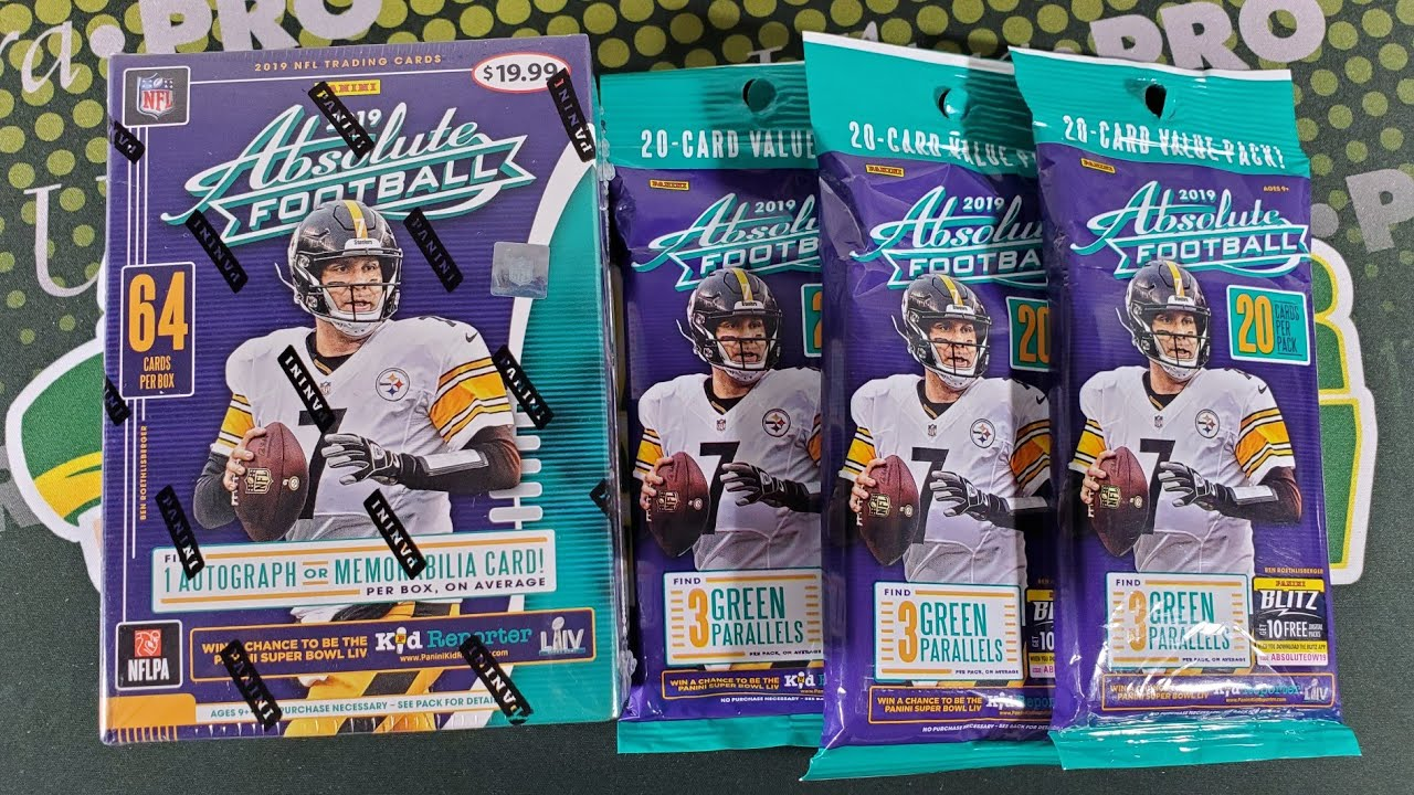 3x Panini DONRUSS ELITE football NFL blaster Box 2018 1 AUTOGRAPHS Per Box