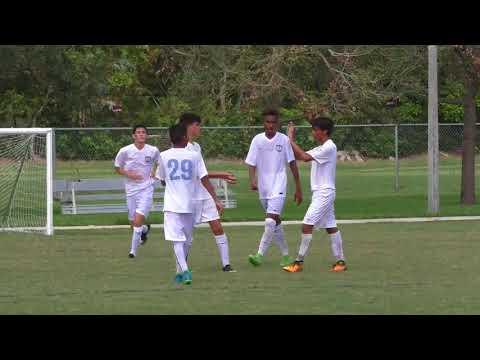 Regular Season: Weston FC Ac03 4 2 Charlotte Soccer Academy 09232017