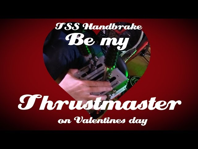 A TSS Handbrake unboxing on Valentines day