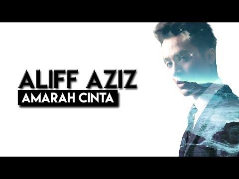 Aliff Aziz - Amarah Cinta (LIRIK) OST Melankolia