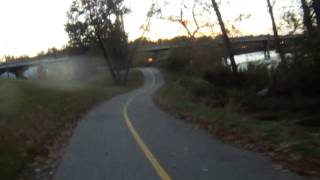 Passing cars on Bicycle FAST