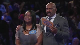 Family Feud (Семейная Вражда) Семья McDonald - финальный раунд.