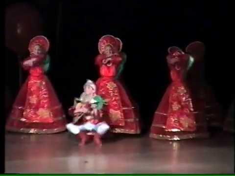 видео: Детский мюзик-холл Чингыли - Девочка с севера
