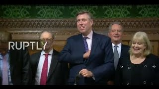 LIVE: Conservative MPs cast ballots in no confidence motion on Theresa May: result