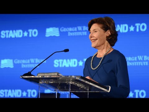 Stand-To: Remarks by Mrs. Laura Bush