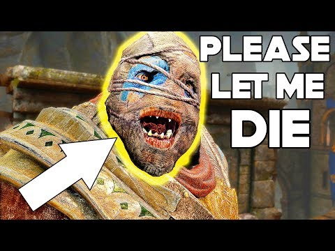 Shadow Of War - A POOR ORC WHO CAN NEVER DIE! Garl The Still Alive Tragic Stories!
