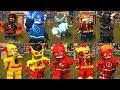 Download LEGO DC SUPERVILLAINS - EPIC FLASH Showcase! Savitar, Blue Lantern & More!