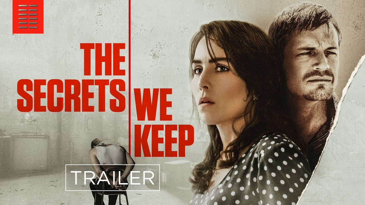 The Secrets We Keep trailer met Noomi Rapace & Joel Kinnaman