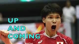 Akihiro Yamauchi Highlights - Japan vs Canada FIVB 2015 World Cup Men's Volleyball