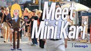 Mini Kari's fun branding video for SEO| Fairfax VA Video Production