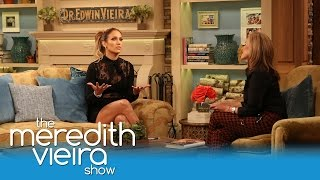 Jennifer Lopez Had Low Self-Esteem? |  The Meredith Vieira Show