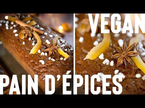 pain-d'Épices-vegan-|-noËl