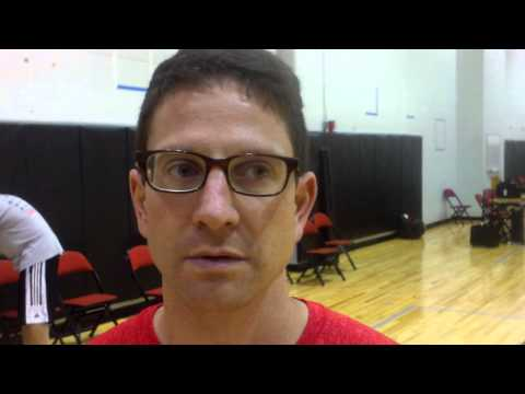 Pelicans lead assistant  Darren Erman praises Larry Drew II