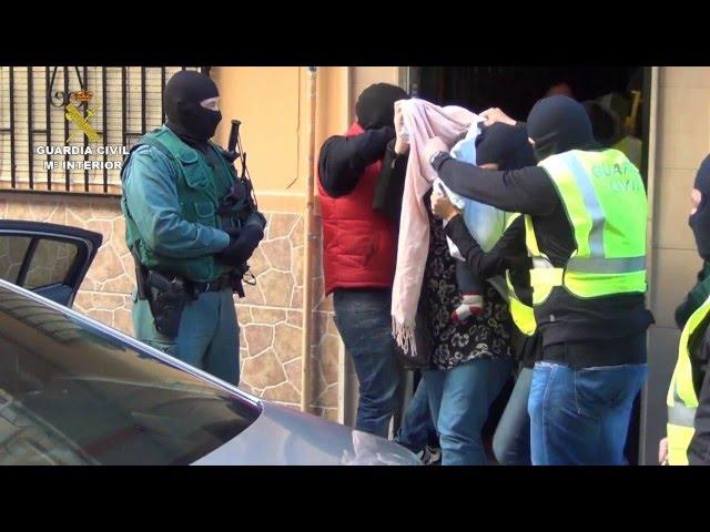 La Guardia Civil detiene en Algeciras a dos personas relacionadas con DAESH