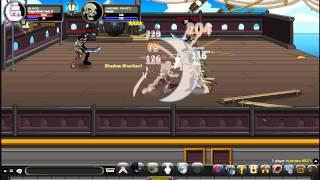 AQW - Dragon Shinobi class Review and Guide!
