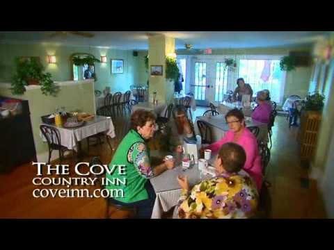 The Cove Country Inn in Westport, ON