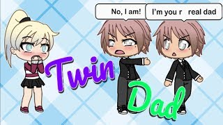 Identical twin dads Part 2 | Gacha life mini movie