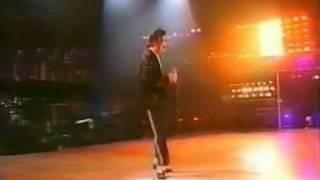 Michael Jackson-Billie Jean live on  Bucharest (en vivo en Bucharest) 1992