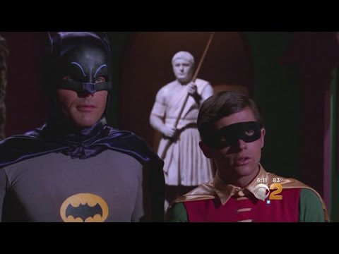 'Batman' Adam West Dies At 88