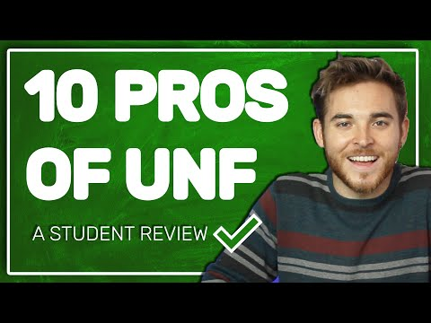 10 Reasons To Attend UNF | University Of North Florida Pros List