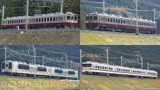 【本日 東武6050系リバイバルカラー 6162F 日光線90周年記念号でデビュー!】東武634型、350系、100系、6050系通常色なども撮影