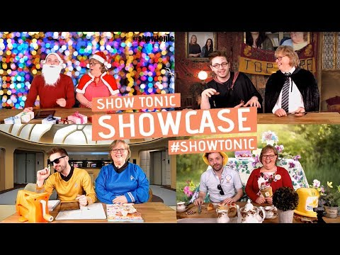 Show Tonic Showcase with Jodie Johnson No.62 - 6th of April 2018