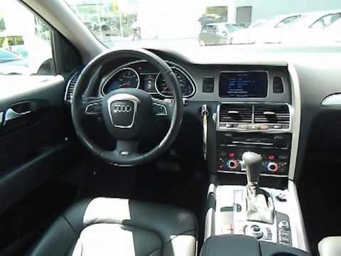 2010 Audi Q7 36 Quattro Premium Sport Utility 4d Los Angeles Van