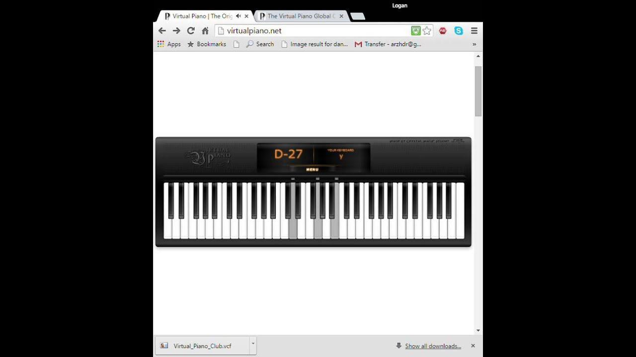Virtual Piano The Original Best Piano App Online Google Chrome 9 20 2015 11  24 15 AM