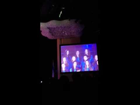 Ramaz Middle School Chorus-Dinner 2013