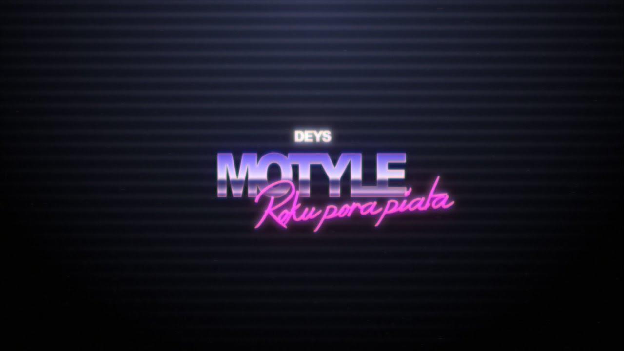 Deys - Motyle (prod. Apriljoke)