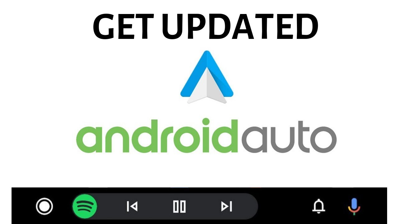 How to Get the New Android Auto UI in your Car - Android Auto 4 5 5928