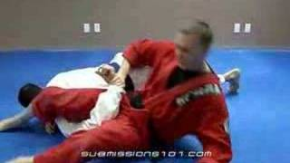 Omoplata Shoulder Lock: Submissions 101