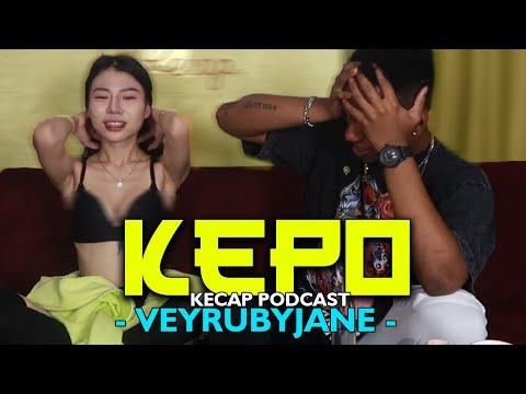 KEPO | Bahas Mantan sampe Buka Baju with Vey Ruby Jane