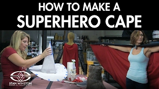 How to Make a Simple Superhero Cape - FREE CHAPTER